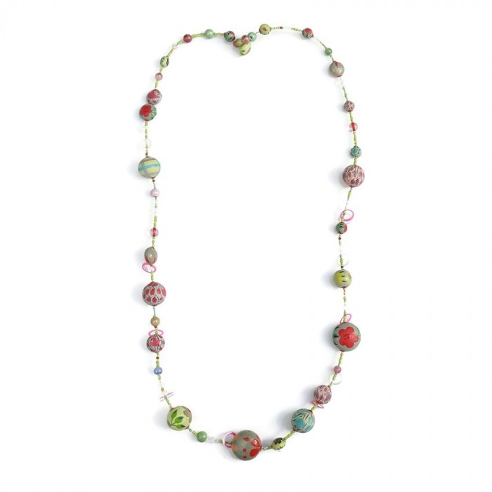 Midlight necklace - Almond