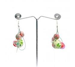 Earrings Earrings Drop - Almond Babachic by Moodywood