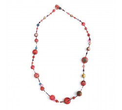 Necklaces Midlight necklace - Cherry Babachic by Moodywood