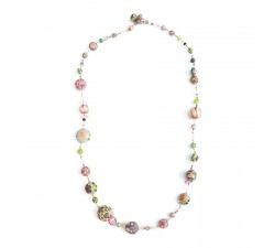 Midlight necklace - Lilac