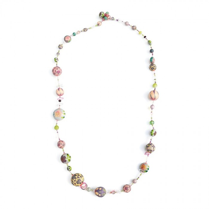 Collier Midlight - Lilas