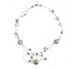 Collares Collar Escote - Lila Babachic by Moodywood