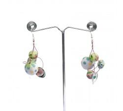 Boucles d'oreilles Boucles d'oreilles Drop - Celeste Babachic by Moodywood