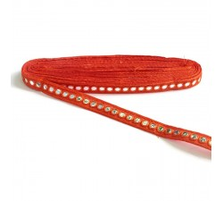 Braid Mirrors braid - Orange - 18 mm