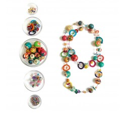 Kits necklace DIY - Sautoir - Multicolor