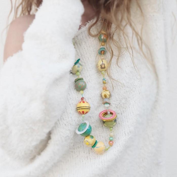 Kit collar Midshort - Verde claro