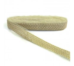 Embroidery Sequin ribbon - 55 mm babachic