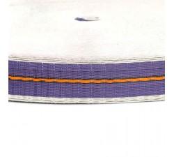Cinchas  Cincha fina de plástico reciclado morado - 23 mm  babachic