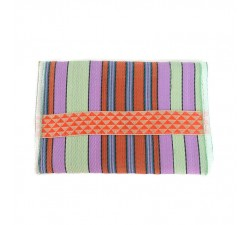 Wallets Recycled multi plastic wallet Babachic by Moodywood