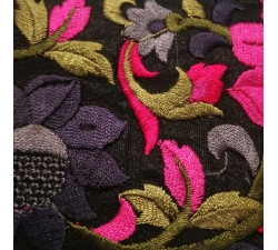 Embroidery Silk border - 75 mm Babachic by Moodywood