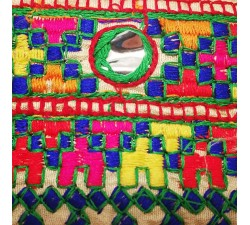 Embroidery Ethnic border - 75 mm Babachic by Moodywood
