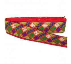 Broderies Broderie indienne - 70 mm babachic