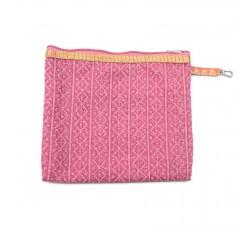 Estuches Bolsillo rosa claro y dorado Babachic by Moodywood