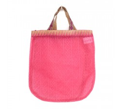 Sacs transparents Tote bag doré et rose franc Babachic by Moodywood