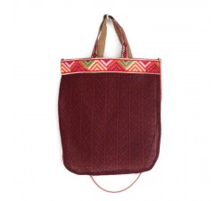 Sacs transparents Tote bag graphique et rouge Babachic by Moodywood