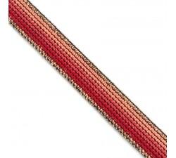 Braid Coral Rainbow ribbon - 15 mm Babachic by Moodywood