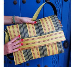 Computer bags Sac ordinateur unisexe jaune Babachic by Moodywood
