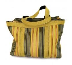 Tote bags Sac à main ou sac de rangement petit format jaune Babachic by Moodywood