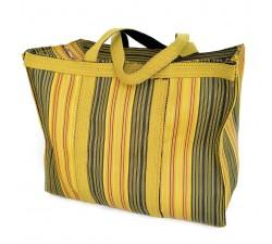 Sacs XXL Sac cabas ou sac de rangement moyen format jaune Babachic by Moodywood