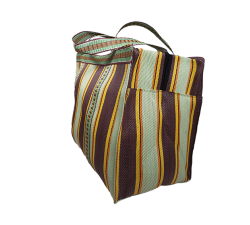 Home RP Thin Anis - Cubic Shopping Bag Anis