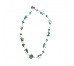 Collares Short Light collar - Esmeralda Babachic by Moodywood