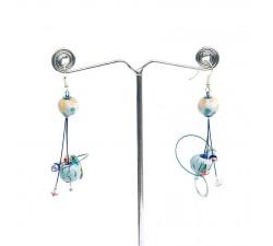 Earrings Earrings 6 cm - Celeste Babachic by Moodywood