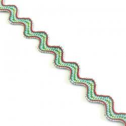 Ric Rac Cotton Rickrack braid - 20 mm babachic