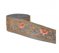 Embroidery Silk border - 80 mm Babachic by Moodywood