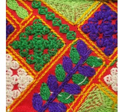 Embroidery Indian embroidery - 70 mm babachic