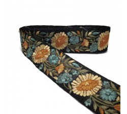 Embroidery Silk border - 70 mm Babachic by Moodywood