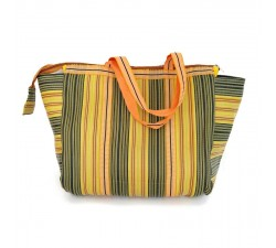 Tote bags Cabas simple jaune Babachic by Moodywood