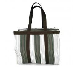 Tote bags Sac à main ou sac de rangement petit format kaki Babachic by Moodywood