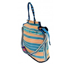 XXL bags Blue travel bag Babachic by Moodywood